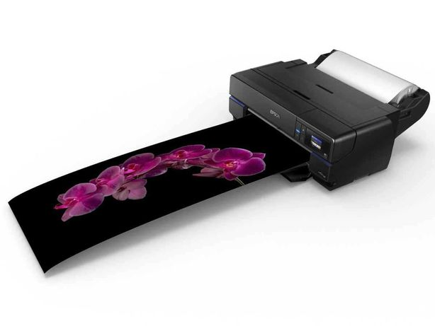 Drukarka Fotograficzna Epson SureColor SC-P800 + uchwyt