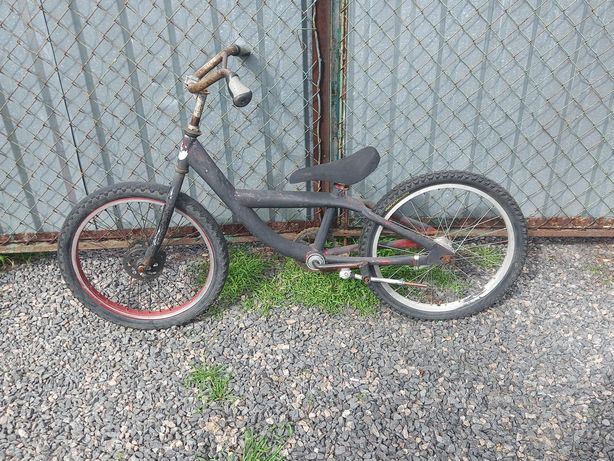 Велосипед на востановление