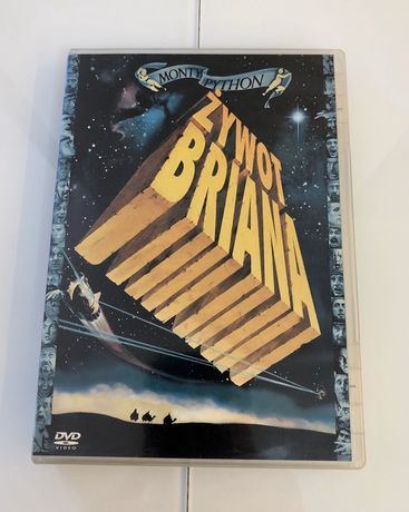 Żywot Briana DVD stan idealny