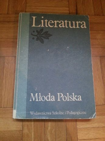 Literatura Młoda Polska WSIP