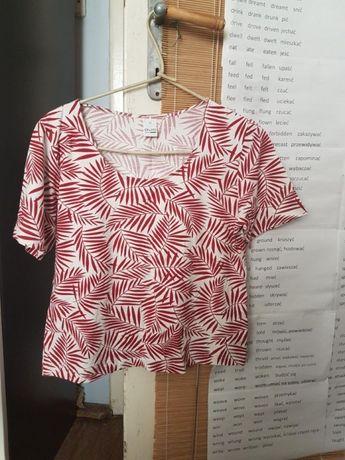 Bawełniana bluzka rozmiar L