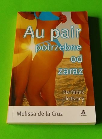 Au pair potrzebne od zaraz Mellisa de la Cruz
