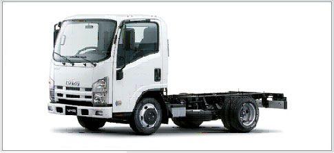 автомобиль грузовой ISUZU NMR 85 продажа