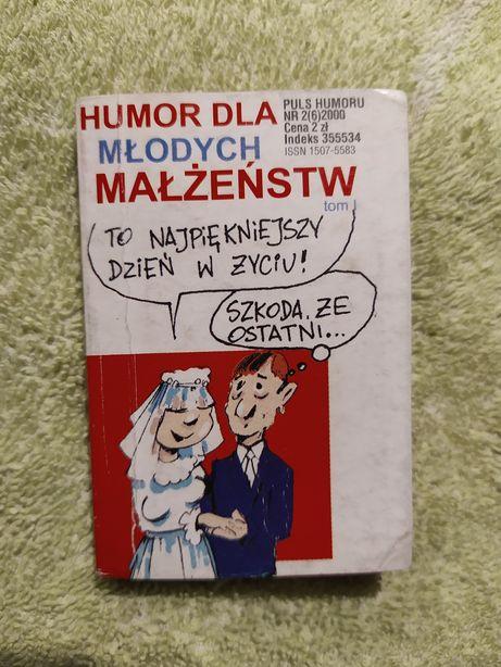 Humor dla młodych małżeństw