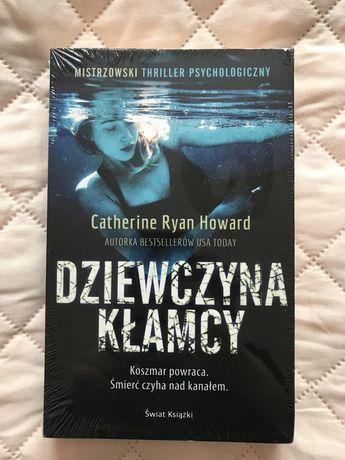 Dziewczyna klamcy Catherine Ryan Howard