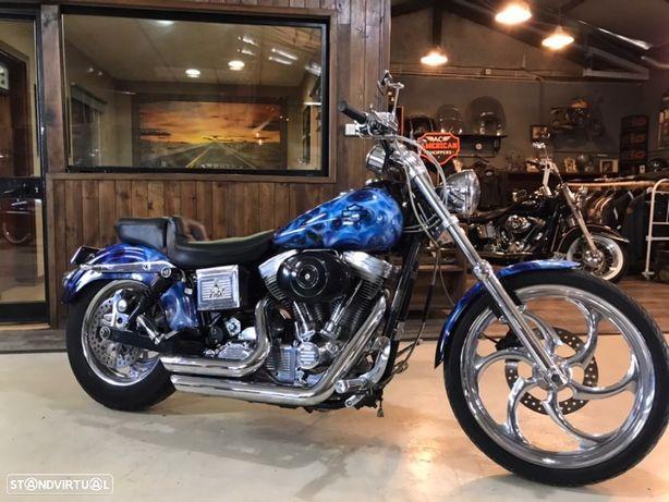 Harley-Davidson Dyna  Dyna Super Glide