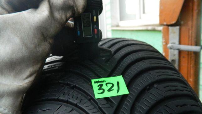 Шини колеса резина R16 215/60 Mishelin Alpin5 4шт Зима