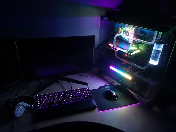 Komputer gamingowy i9 + cały zestaw