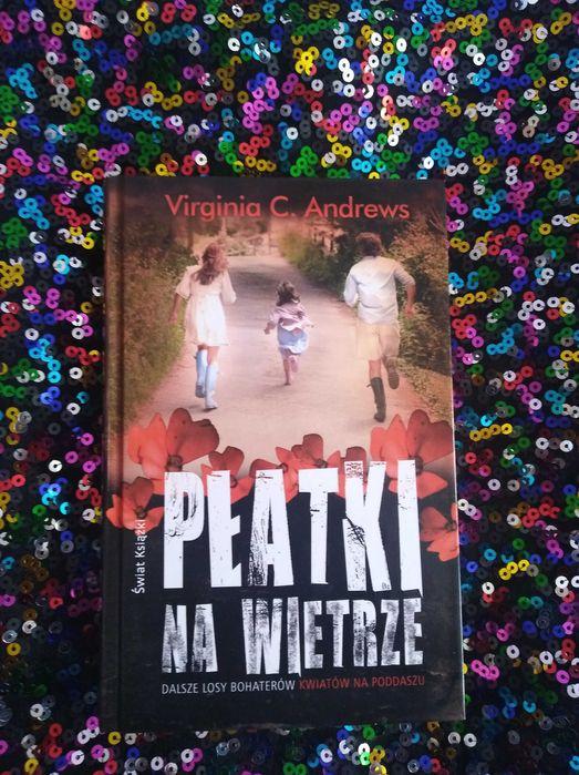 Płatki na wietrze Virginia C. Andrews Opole - image 1