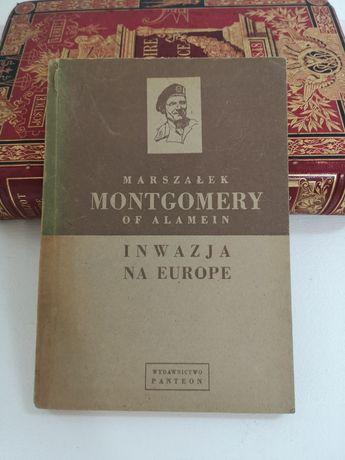 Marszałek Montgomery of Alamein, Inwazja na Europe