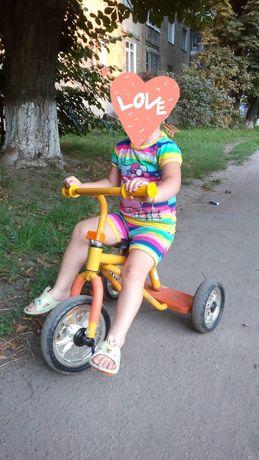 Дитячий велосипед