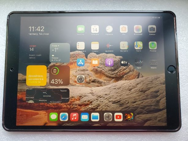 """Apple iPad Pro A1709 10.5"""" 512GB - Wi-Fi+Cellular LTE 4G (Unlocked)"""