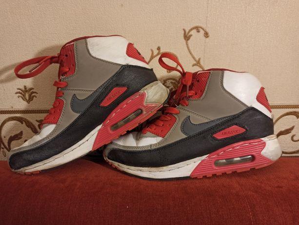 Утеплені кросівки Nike Air Max