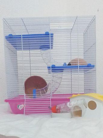 Gaiola para hamster media