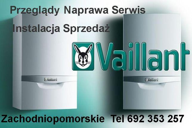 Serwis naprawa Kotłów Pieców Bojlerów Vaillant Junkers Goleniów