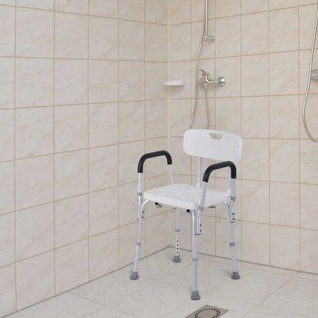 Cadeira De Banho Ajustável
