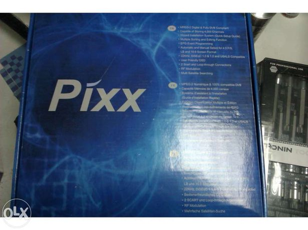 Receptor Pixx novo