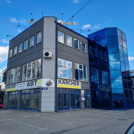 Lokal do wynajęcia - parter- -100m²- ul. Połczyńska 115 Warszawa