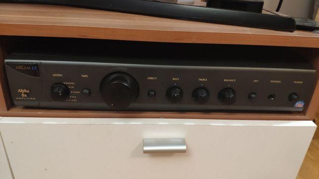 Wzmacniacz stereo Arcam Alpha 8r