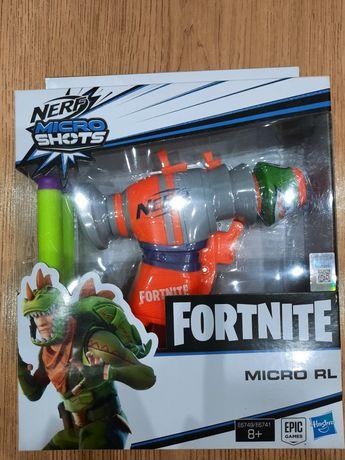 Hasbro Nerf - Wyrzutnia Microshots Fortnite Micro RL Rusty Rocket E674