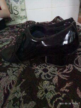 Туфли для мальчика для бальных танцев