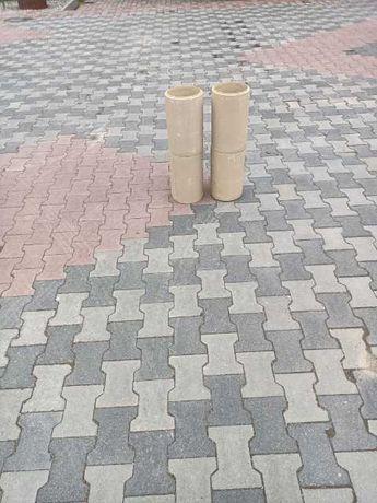 Wkłady kominowe 4 sztuki - stan techniczny : nowe