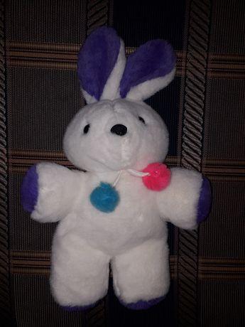 Мягкая игрушка зайка, заяц, на подарок