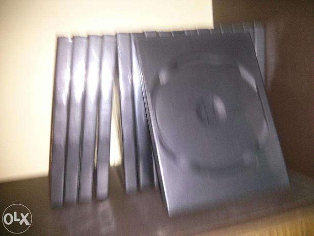 Pack de 17 Caixas de Dvd