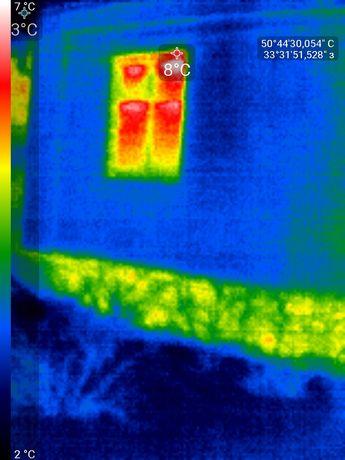 Услуги тепловизора