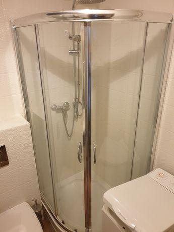 Kabina prysznicowa + brodzik