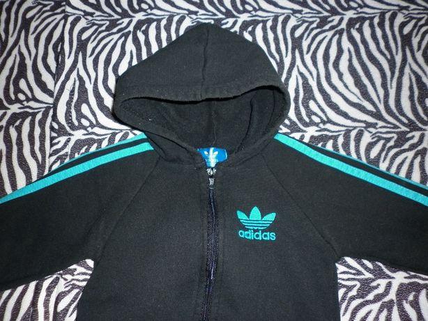Спортивная теплая кофта Adidas 3-4 года