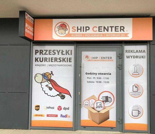 Sprzedam gotowy punkt kurierski SHIP CENTER