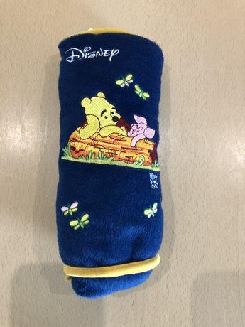 Almofada crianças carro cinto de segurança Disney Winnie the Pooh