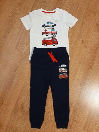 Костюм на мальчика H&M размер 4-6г, рост 110-116см.