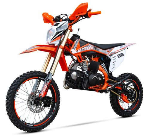 "CROSS XMOTOS XB-66 125cc 14/17"" E-start Rybnik,raty,transport"