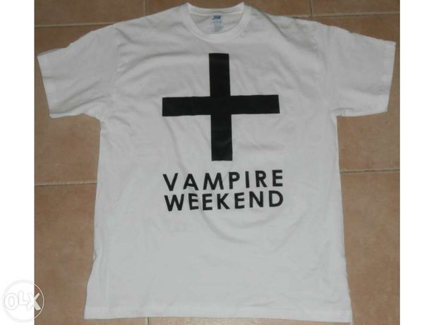 Vampire Weekend - T-shirt - Nova
