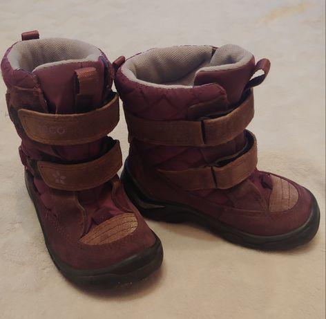 Śniegowce buty zimowe Ecco Gore Tex rozmiar 24