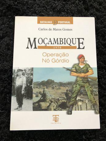 Moçambique - 1970 Operação no Górdio de Carlos de Matos Gomes