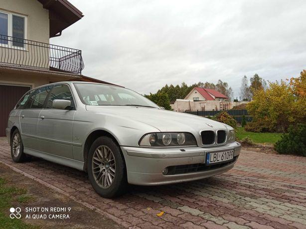 BMW 530d skóra, klima, navi, bez rdzy!!! Stan tech. super