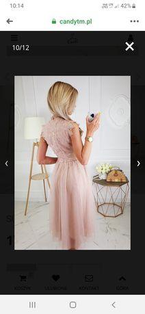 Krotka sukienka