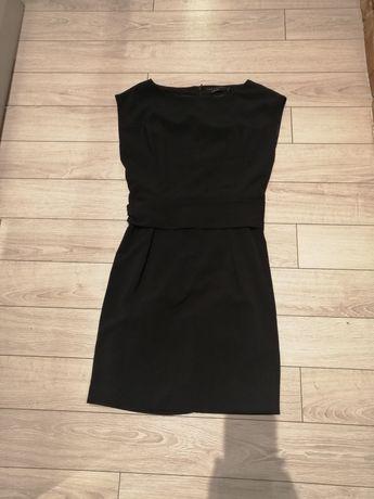 Sukienka czarna  TOP Secret - Rozmiar M -  TANIO I MODNIE