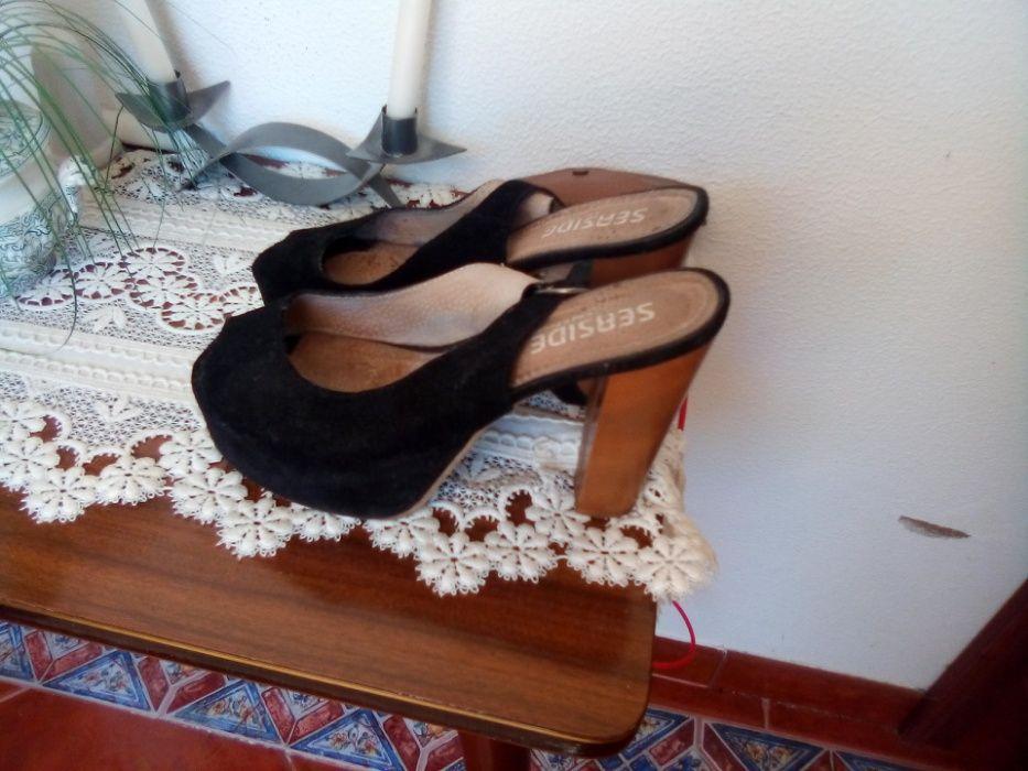 Sandalias em bom estado Boliqueime - imagem 1