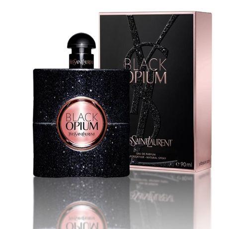 Женские духи Блэк Опиум Yves Saint Laurent Black Opium парфюмерия