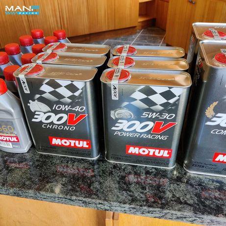Óleo Competição Motul 300V 15w50 10w40 5w30 5w40 RBF660 RBF700