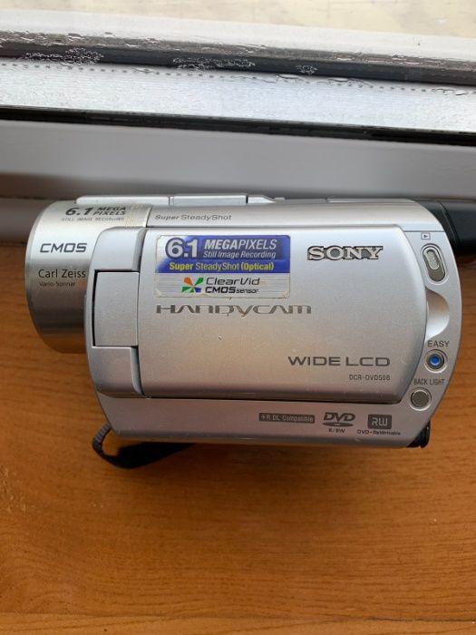 Видиокамера SONY DSR-DVD508E Баловное - изображение 1