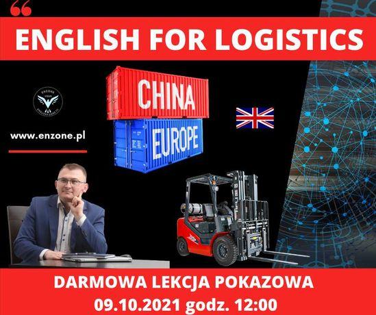 Korepetycje, Kurs j. angielskiego dla logistyków, spedytorów