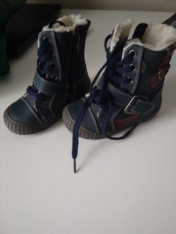 Зимние ботинки известной английской фирмы cool club