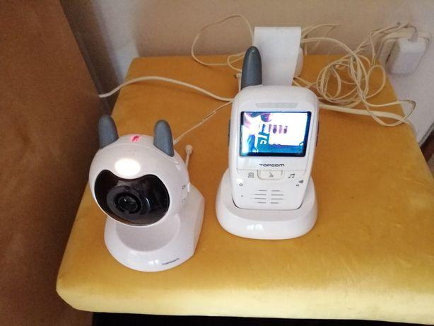 Monitor de Vídeo para Bebé Topcom