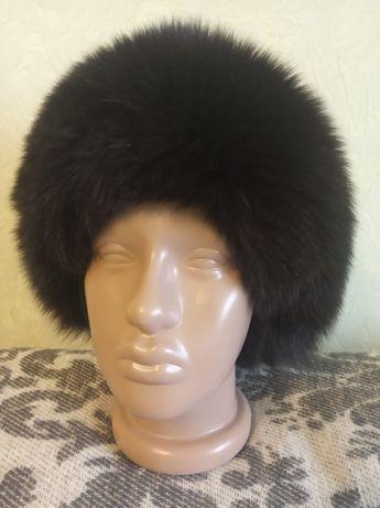 Продаю шапку меховую песец
