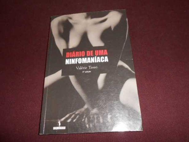 Livro-Diário de uma Ninfomaníaca-Valérie Tasso